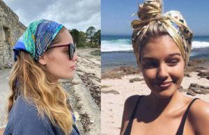 come proteggere i capelli al sole