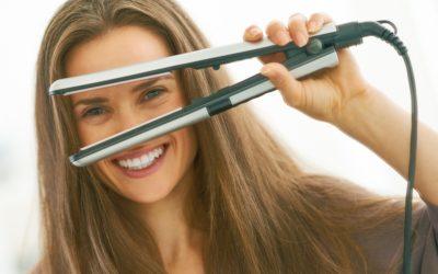 Piastra per capelli: come utilizzarla in modo corretto